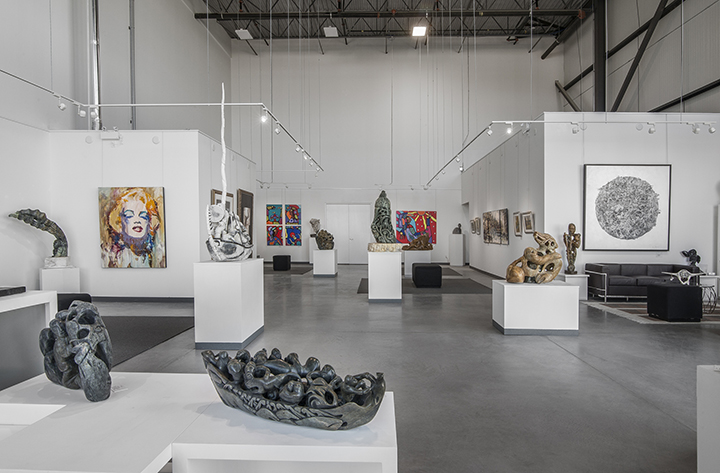 Kipling Gallery in Vaughan Venue in Toronto