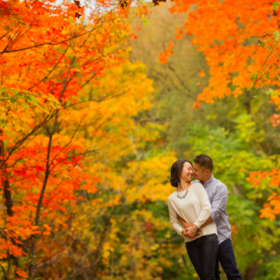 5 Best Locations to Take Fall Engagement Photos in Toronto (Ontario)