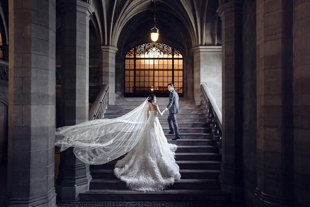 AGI Studios Pre-wedding photographer in toronto